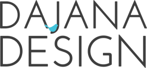 Dajana Design WordPress project logo