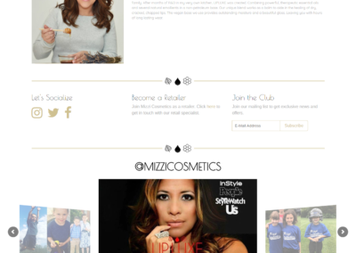 Mizzi Cosmetics [Relaunch]